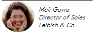 Mali Gavra, Director of Sales, Leibish
