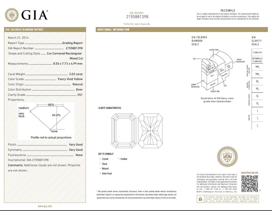 how to read a gia diamond certificate diagrams leibish